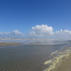 Strand perspectief